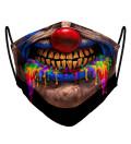 Maseczka Clown Face