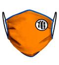 Goku Face Mask