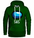 Green Sus Hoodie