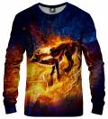 Fire Fox Sweatshirt