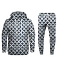 Penguin Hoodie & Sweatpants Set