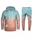 Ombre Hoodie & Sweatpants Set