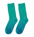 Phthalo ANTI SOCIAL Socks