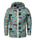 Bluza z zamkiem Sushi