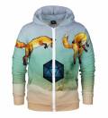 Bluza z zamkiem Wild foxes