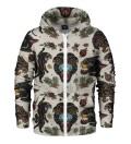 Panther Tribe Zip Up Hoodie