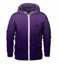 Fk You Purple Haze Zip Up Hoodie