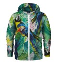 Jungle Zip Up Hoodie
