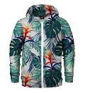 Tropic Zip Up Hoodie