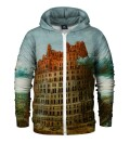 Bluza z zamkiem Tower of Babel