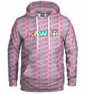Kawaii Pink Hoodie
