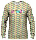 Kawaii Yellow Sweatshirt
