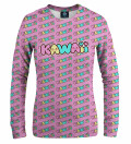 Kawaii Pink women sweatshirt