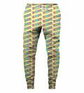 Kawaii Yellow Sweatpants