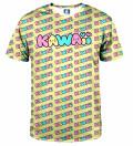 Kawaii Yellow T-shirt