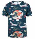 T-shirt Great Cranes