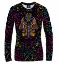 Katakana Thugs women sweatshirt