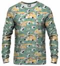 Spring Cranes Sweatshirt