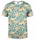Spring Cranes T-shirt
