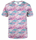 Origami Waves T-shirt