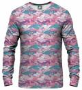 Origami Waves Sweatshirt