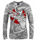 Lady Samurai women sweatshirt