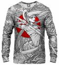 Lady Samurai Sweatshirt