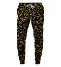 Tokyo Japan Yellow Sweatpants