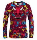 Tokyo Oni Blast women sweatshirt