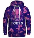 Bluza z kapturem Tokyo Oni Purple