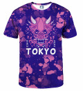 T-shirt Tokyo Oni Purple