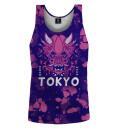 Tokyo Oni Purple Tank Top