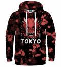 Tokyo Oni Red Hoodie