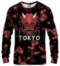 Tokyo Oni Red Sweatshirt