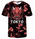 T-shirt Tokyo Oni Red