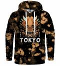 Bluza z kapturem Tokyo Oni Yellow