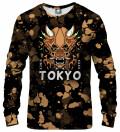 Tokyo Oni Yellow Sweatshirt
