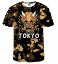 T-shirt Tokyo Oni Yellow
