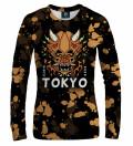 Tokyo Oni Yellow women sweatshirt