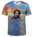Orange Lady T-shirt
