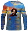 Orange Lady Sweatshirt