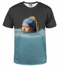 Pearl under the sea T-shirt