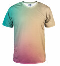 T-shirt Colorful ombre