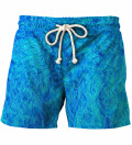 Cookie Monster shorts