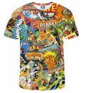 T-shirt Vintage Comics