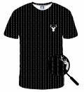 T-shirt Fk you black