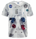 T-shirt Aloha Space Station