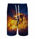 Fire Fox Casual Shorts