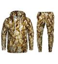 Bluza z kapturem i spodnie Golden