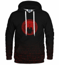 Bluza z kapturem Red Anonymous